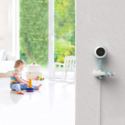 Lollipop Smart Wi-Fi-Based Baby Camera Turquoise 3