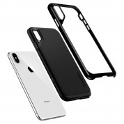 Spigen Neo Hybrid for iPhone XS Max (jet black) 4