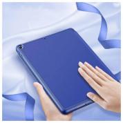 ESR Yippee Color Plus Case - полиуретанов калъф с поставка и отделение за Apple Pencil за iPad Air 3 (2019) (син) 3