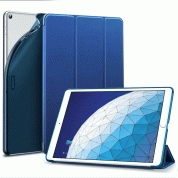 ESR Yippee Color Gentility Case On/Off Case and stand for iPad Air 3 (2019) (blue)