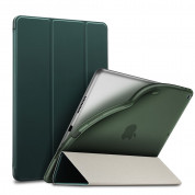 ESR Yippee Color Gentility Case On/Off Case and stand for iPad Air 3 (2019) (green)