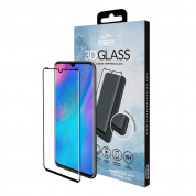 Eiger 3D Glass Full Screen Tempered Glass Screen Protector for Huawei P30 Pro (black-clear) 2