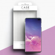 Case FortyFour No.3 Case - поликарбонатов кейс за Samsung Galaxy S10 Plus (черен) 2
