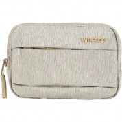 Incase City Accessory Pouch (heather khaki) 1
