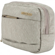 Incase City Accessory Pouch (heather khaki) 2