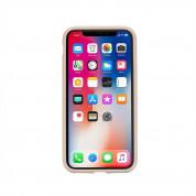 Incase Frame Case - удароустойчив хибриден кейс за iPhone XS, iPhone X (розов) 4