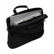 Incase City Brief with Diamond Ripstop - елегантна чанта за MacBook Pro 13 и лаптопи до 13 инча (черен) 8