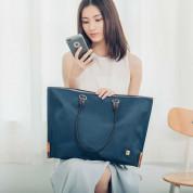 Moshi Aria - стилна чанта за MacBook Pro 13 и лаптопи до 13 ин. (тъмносин) 4