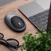 Satechi M1 Wireless Bluetooth Mouse (space gray) 4