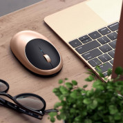 Satechi M1 Wireless Bluetooth Mouse (gold) 4