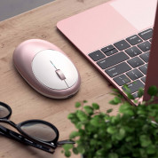 Satechi M1 Wireless Bluetooth Mouse (rose gold) 4
