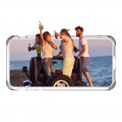 Insta360 HoloFrame Case - удароустойчив TPU калъф с възможност за гледане на холограмно видео за iPhone XR (прозрачен) 1