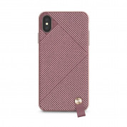 Moshi Altra Case for iPhone XS Max (pink) 1