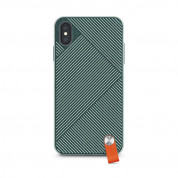Moshi Altra Case for iPhone XS Max (green) 1