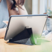Moshi VersaCover Case - калъф и поставка за iPad 5 (2017), iPad 6 (2018) (черен) 3