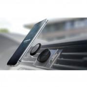 Vonmalen Backflip - магнитна поставка и аксесоар против изпускане на вашия смартфон (сив) 5