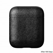 Nomad Leather Case for Apple Airpods (black) 2