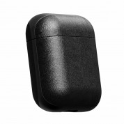 Nomad Leather Case for Apple Airpods (black) 7