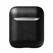 Nomad Leather Case for Apple Airpods (black) 3