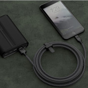 Nomad Lightning Cable (black) (3 meters) 4