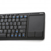 Omega Wireless Keyboard & TouchPad for Smart TV (SK) (black) 3