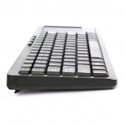 Omega Wireless Keyboard & TouchPad for Smart TV (SK) (black) 2