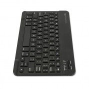 4smarts Bluetooth Keyboard DailyBiz BTK QWERTY Layout - безжична клавиатура за iPad, таблети и устройства с Bluetooth (черен) 2