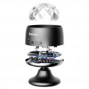 Baseus Car Crystal Magic Ball Disco Light (black) 5