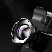 Baseus Short Videos Magic Camera ACSXT-D01 - комплект качествени лещи Wide Angle и Macro за смартфони и таблети 7
