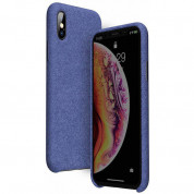 Baseus Original Super Fiber Case for iPhone XS Max (blue)