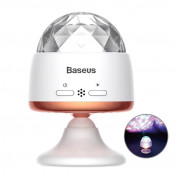 Baseus Car Crystal Magic Ball Disco Light (white) 11