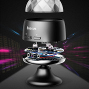Baseus Car Crystal Magic Ball Disco Light (white) 9