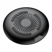 Baseus Whirlwind Wireless Charger CCALL-XU0S (silver) 4