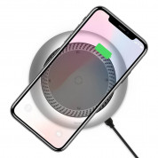 Baseus Whirlwind Wireless Charger CCALL-XU0S (silver) 3