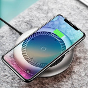 Baseus Whirlwind Wireless Charger CCALL-XU0S (silver) 7