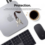 Elago Mac Mini Silicone Case - силиконов калъф за Apple Mac Mini (бял) 4