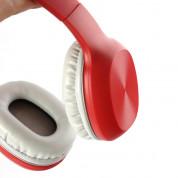 Platinet Freestyle Headset Bluetooth FH0918 - безжични блутут слушалки за мобилни устройства (червен) 2