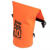 Ocean Pack Waterproof schwarz 10l (orange)  2