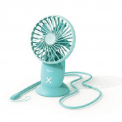 Torrii TorriiCool Portable USB Fan (green) 2