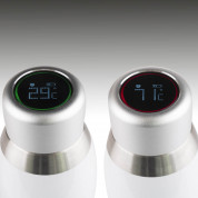 SGUAI Smart Bottle - умна бутилка за вода, с вградени сензори за температура (лилав) 1