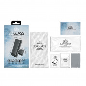 Eiger 3D Glass Case Friendly Curved Tempered Glass for Samsung Galaxy Note 10 Plus (black-clear) 2