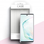 Case FortyFour No.1 Case - силиконов TPU калъф за Samsung Galaxy Note 10 Plus (прозрачен) 2