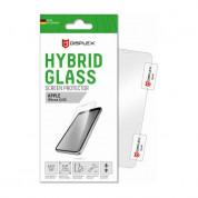 Displex Hybrid Glass Screen Protector - хибридно защитно покритие за дисплея на iPhone 11 Pro, iPhone XS, iPhone X (прозрачен)