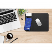 4smarts Wireless Charger Mouse Pad VoltBeam Switch 10W (black) 1