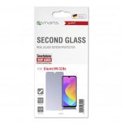 4smarts Second Glass - калено стъклено защитно покритие за дисплея на Xiaomi Mi CC9e (прозрачен) 2