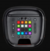 JBL PartyBox 1000 - уникален безжичен Bluetooth спийкър със светлинни ефекти (черен) 6