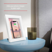 TwelveSouth PowerPic - wireless charging pictureframe (white) 4