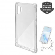 4smarts Hard Cover Ibiza for Samsung Galaxy Note 10 Plus, Note 10 Plus 5G (clear)