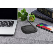 Platinet Wireless Charging Pad Quick Charge 2.0 (black) 5