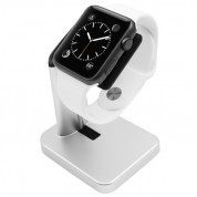 Macally Apple Watch Stand (silver)